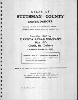 Title Page, Stutsman County 1967