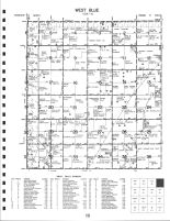 Code 15 - West Blue Township, Adams County 1997