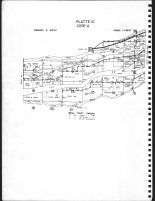 Code A - Platte Township - West, Buffalo County 1963
