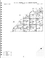 Code 2 - Bluff Township - West, South Platte Township - North, Hamilton County 1985