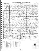 Code 8 - Monore Township - South, Phillips Township - East, Hamilton County 1996