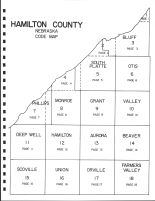 Index - Code Map, Hamilton County 1996