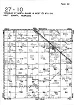 Township 27 North - Range 10 West, Stafford, Holt County 1948