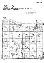 Township 32 North - Range 10 West, Holt County 1948