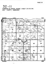 Township 32 North - Range 11 West, Holt County 1948