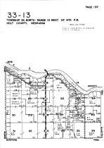 Township 33 North - Range 13 West, Holt County 1948