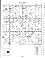 Code 15 - Rock Creek Township, Jefferson County 1997