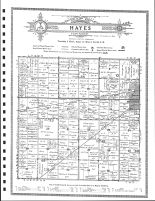 Hayes Township, Minden, Kearney County 1916