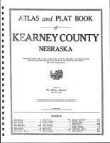 Title Page - Index, Kearney County 1916