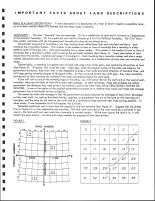 Land Description 1, Kearney County 1994