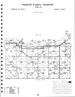 Code 10 - Frankfort and North Frankfort Townships, Mischke, Knox County 1995