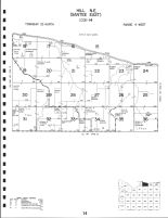 Code 14 - Hill Township - NE, Santee Township - East, Knox County 1995