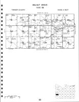 Code 32 - Walnut Grove Township - North, Knox County 1995
