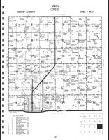Code 12 - Union Township, Madison, Madison County 1991