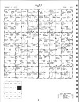 Code 1 - Allen Township, Pierce County 1992
