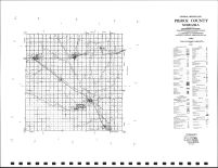 Pierce County Highway Map, Pierce County 1992