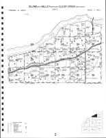 Code 2 - Island Township - West, Valley Township - Northeast, Clear Creek Township - Northwest, Polk County 1986