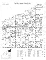 Code 3 - Island Township - East, Clear Creek Township - Northeast, Polk County 1986