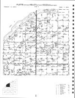 Code 5 - Platte Township - Northeast, Valley Township - Southwest, Osceola Township - Northwest, Polk County 1986