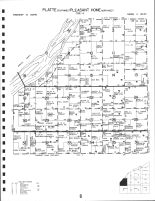 Code 8 - Platte Township SW, Pleasant Home Township - NW, Polk County 1986