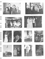 A. Gebers Family, M. Smith family, Deshler Motor Co, E. Saunders, D. Staeher, L. Y. Saunders, A. Gabers, E. Buntemeyer family, Thayer County 1976
