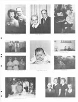 H. Witte, H. Bryan, J. Bryan, E. Meinen, C. Fry, J Walters Daughters, J. Lohmeier, C. Henning, W. Duensing family, Thayer County 1976