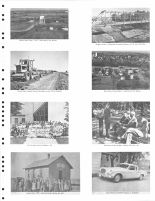 Hebron Water Tower, Auburn Bridge, County Motor Graders, Blue Valley Nursing Home, First Christian Church, Thayer County 1976