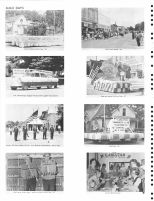 Milo Days, Carleton Women_s Club Float, End of Milo Parade, H. Wittenberger float, American Legion Auxiliary Float, Thayer County 1976