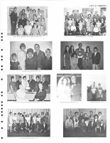 S. McLaughling family, H. Collman family, J. Stewart family, J. Lautenschlager family, A. Avers, L. Mathieson, Thayer County 1976