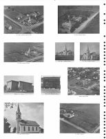 St. Paul_s Lutheran 1951, St. Paul  Lutheran, St. Johns Lutheran, Deshler City Library, Tucker Memorial Library, Thayer County 1976