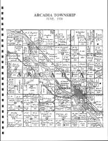 Arcadia Township, Valley County 1926