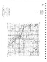 Valley County Highway Map, Valley County 1995