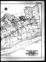 Index Map - Right, Bergen County 1912 Vol 1