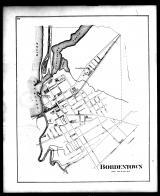 Bordentown, Burlington County 1876