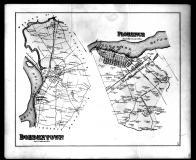 Bordentown Township, Fieldsboro Whitehill Sta., Florence Township, Burlington County 1876