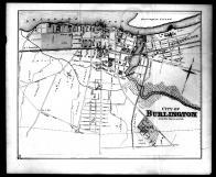 Burlington City, Burlington County 1876