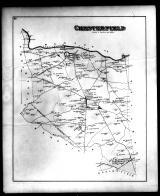 Chesterfield Township, Crosswicks, Recklesstown P.O., Davisville and Plattsburgh Sykesville P.O., Burlington County 1876