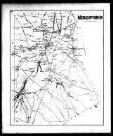 Medford Township, Taunton, Fair View and Chairville, Burlington County 1876