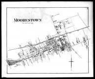 Moorestown, Burlington County 1876