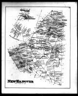 New Hanover Township, Ellisdale P.O., Jacobstown, Wrightstown P.O., Harrisville and Cookstown P.O., Burlington County 1876