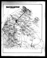 Southampton Township, Red Lion, Buddtown, Holmesburg and Vincentown P.O., Burlington County 1876