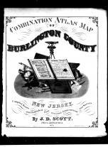 Title Page, Burlington County 1876