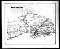 Westampton Township, Rancocas P.O., Mount Holly, Turpentine, Smithville, Burlington County 1876