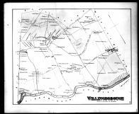 Willingborough Township, Coopertown, Charleston and Rancocas P.O., Burlington County 1876