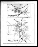 Wrightstown, Vincentown, Burlington County 1876