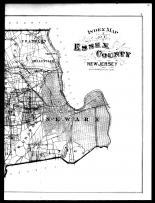 Index Map - Essex County Right, Essex County 1881