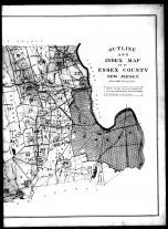 Index Map - Essex County Right, Essex County 1890
