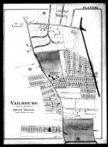 Plate 034 - Irvington Village, Vailsburg Right, Essex County 1890