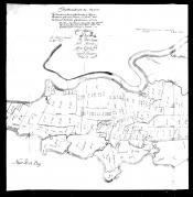 Bergen Township 010 - Bounds and Limits, Hudson County 1872