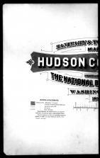 Title Page - Left, Hudson County 1880